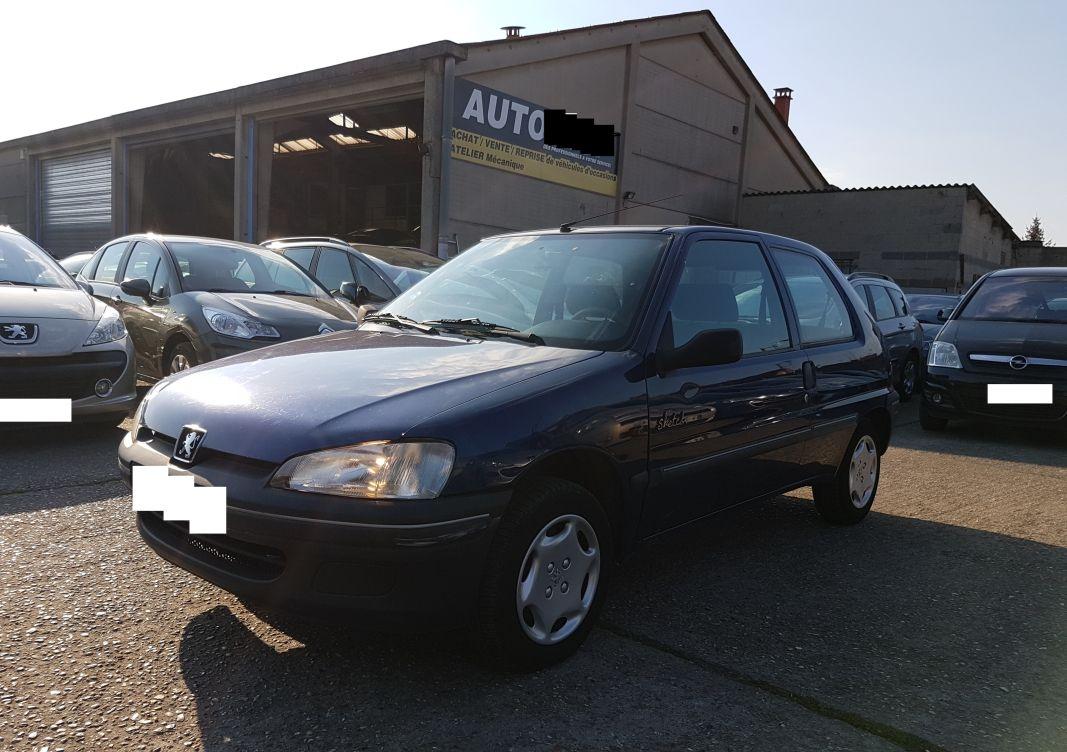 annonce Peugeot 106  1.1 garantie 3 mois  occasion