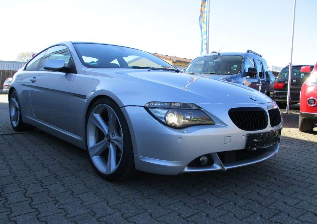 annonce BMW Serie 6    645 ci v8 4.4 333ch bva 6 occasion