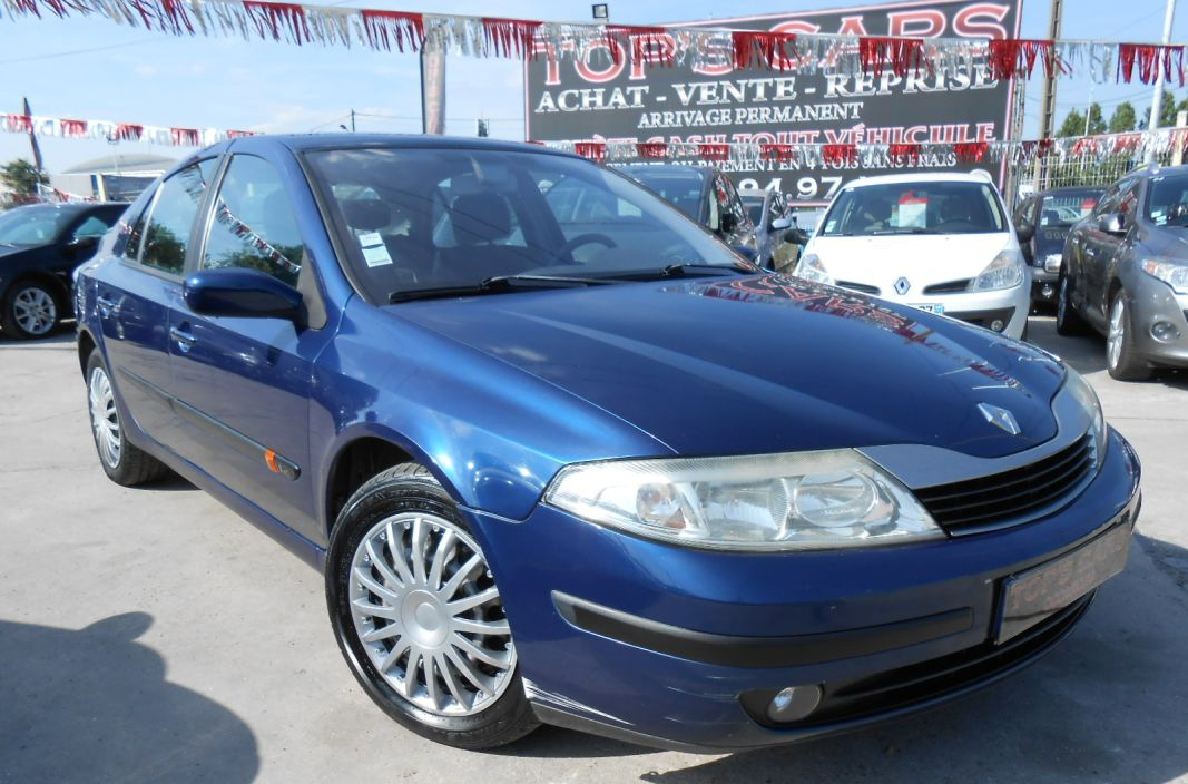 annonce Renault Laguna  ii 1.9 dci 120 ch dynamique occasion