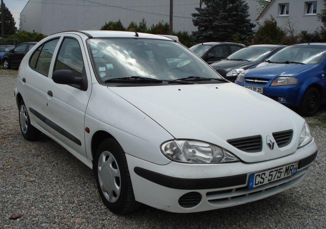 annonce Renault Megane  i phase 2 (ba/s) 1.4 i 16v 95cv occasion