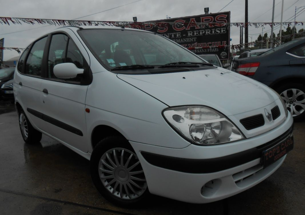 annonce Renault Scenic  ii 1.9 dti 80 ch authentique occasion