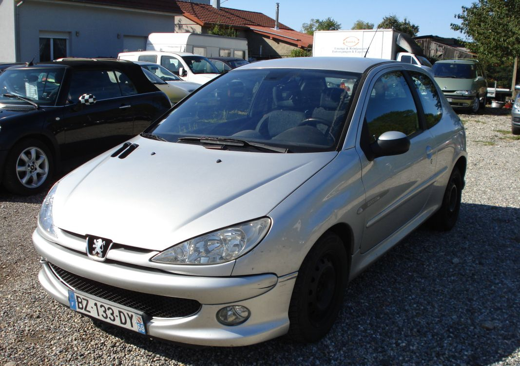 annonce Peugeot 206  2.0 hdi 90cv occasion