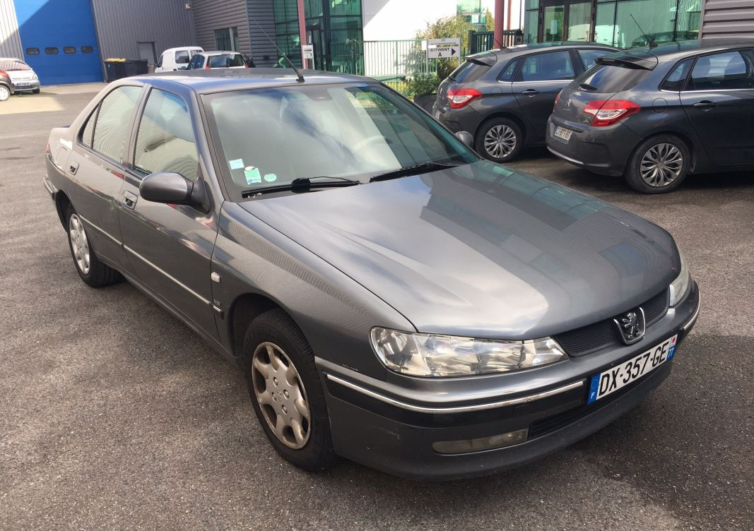 annonce Peugeot 406  2.0 hdi 110 st berline phase 2 occasion