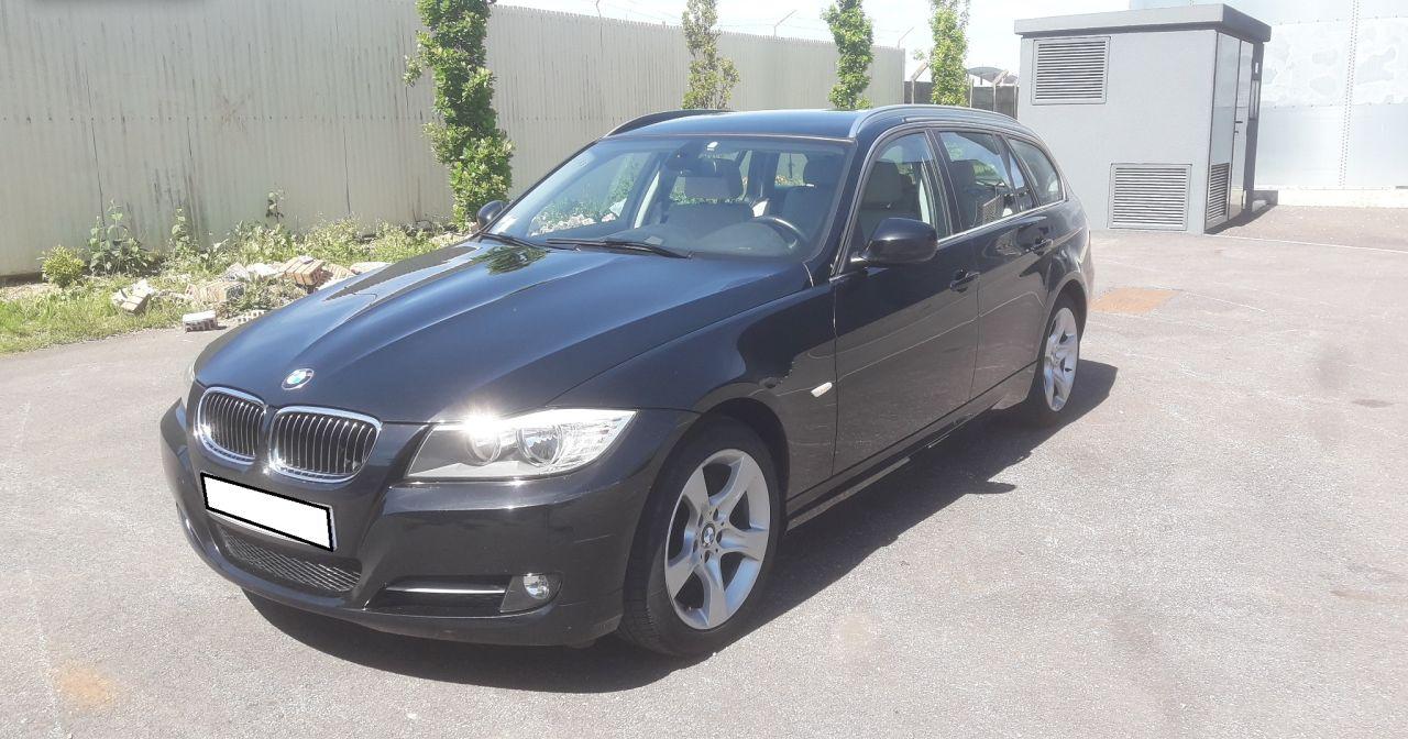 annonce BMW Serie 3      318da 143 ch  edition luxe bva occasion