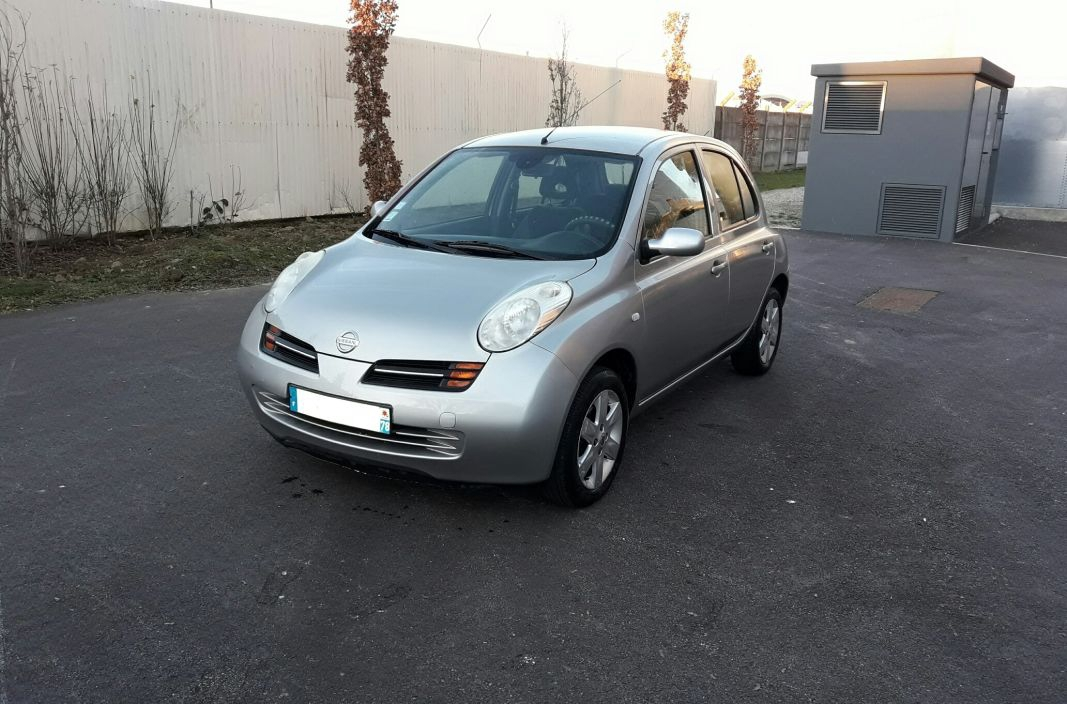 annonce Nissan Micra iii 1.4 acenta pack  occasion