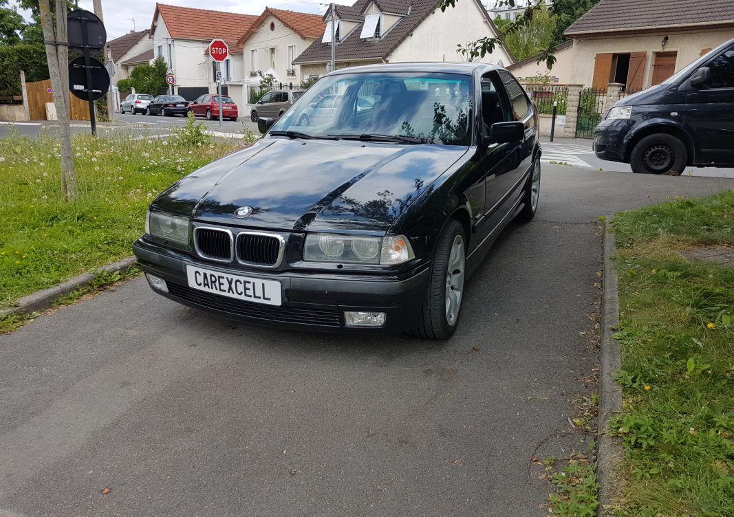 annonce BMW Serie 3  316i compact 1.9 105 chx e36  occasion