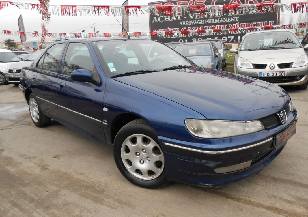 annonce Peugeot 406  2.0 hdi 110 ch st pack occasion