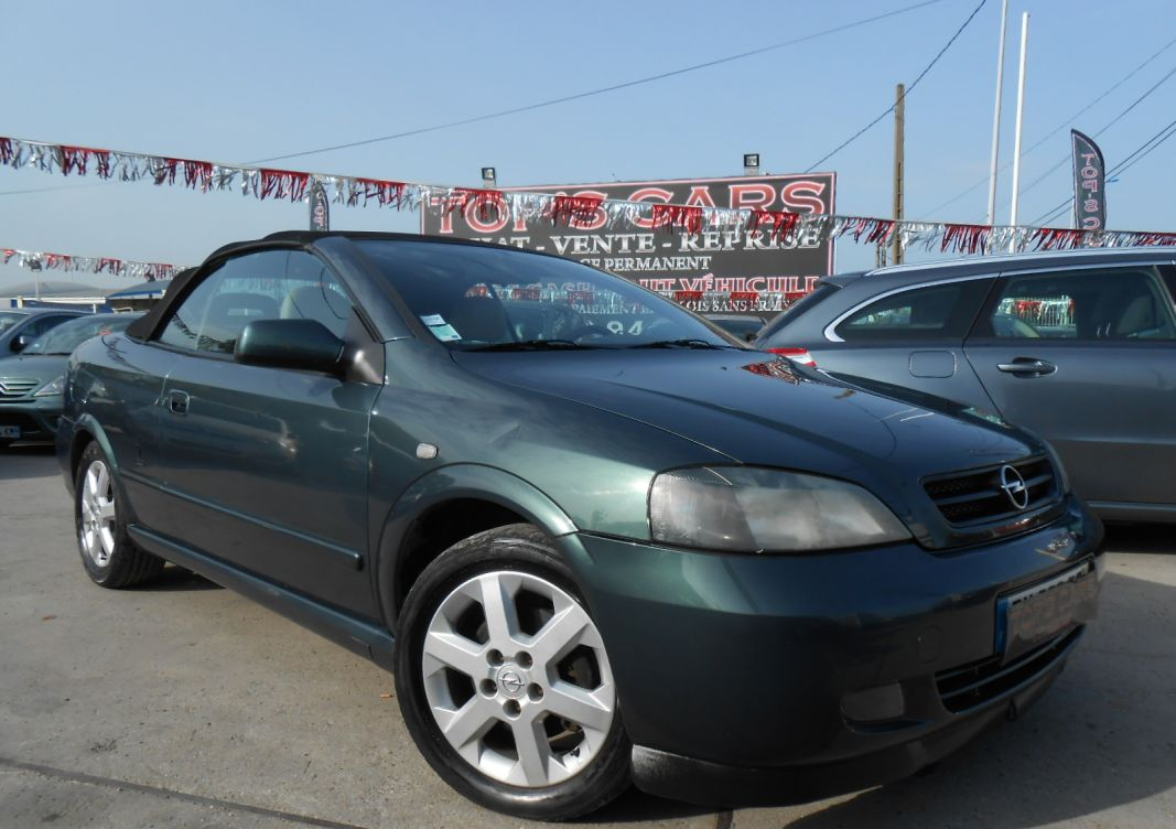 annonce Opel Astra  ii cabriolet 2.2 16v 147 ch bertone pac occasion