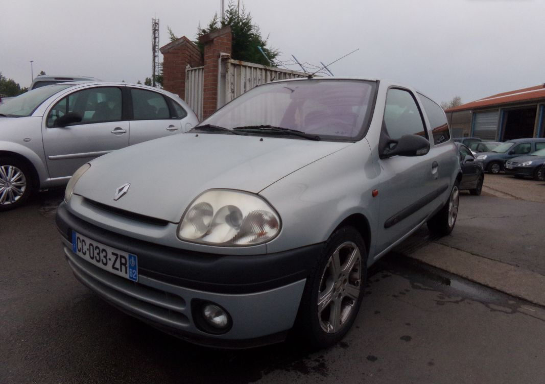 annonce Renault Clio  1.6 clim occasion