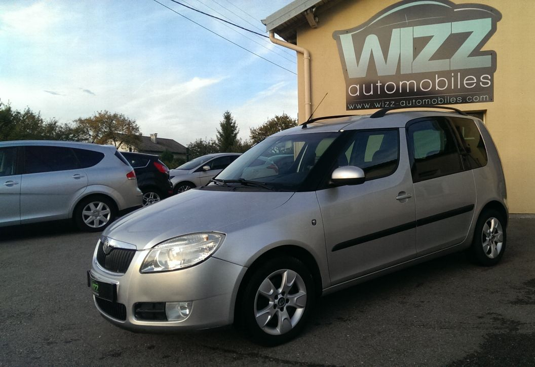 annonce Skoda Roomster  elegance 1.9 tdi 105 occasion