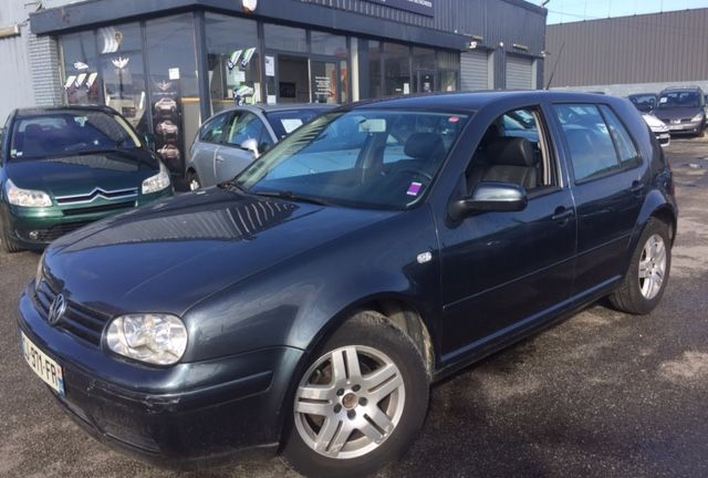 Photo Volkswagen Golf  iv 1.6 carat bva occasion