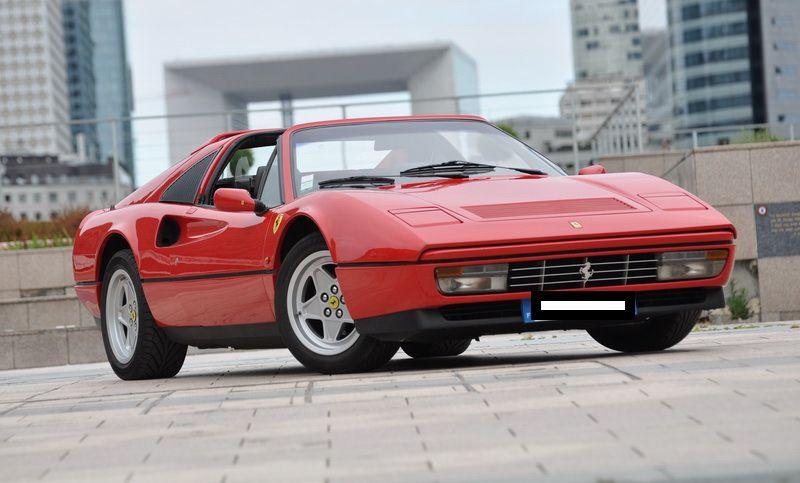 annonce Ferrari 328 gts rosso corsa occasion