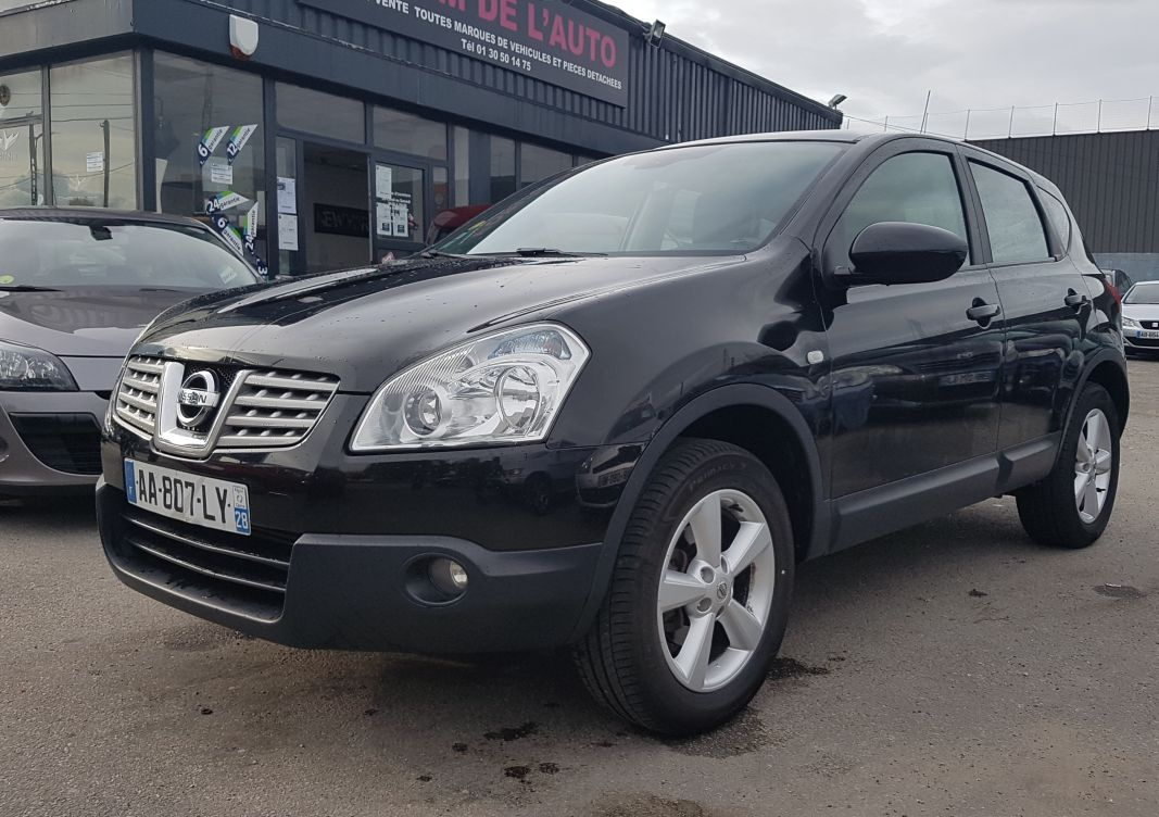 annonce Nissan Qashqai 1.5 dci 106 acenta pack  occasion