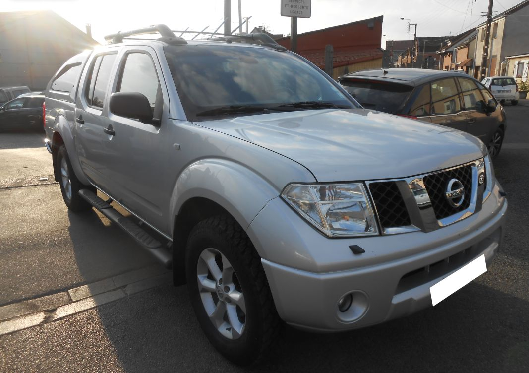 annonce Nissan Navara  2.5 dci 174 cv double cabine occasion