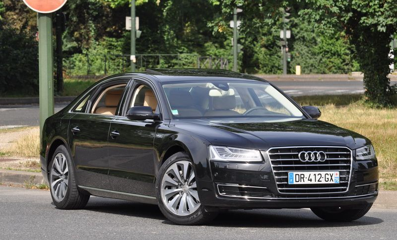 annonce Audi A8 2.0 tfsi 245 ch hybride pack avus limous occasion