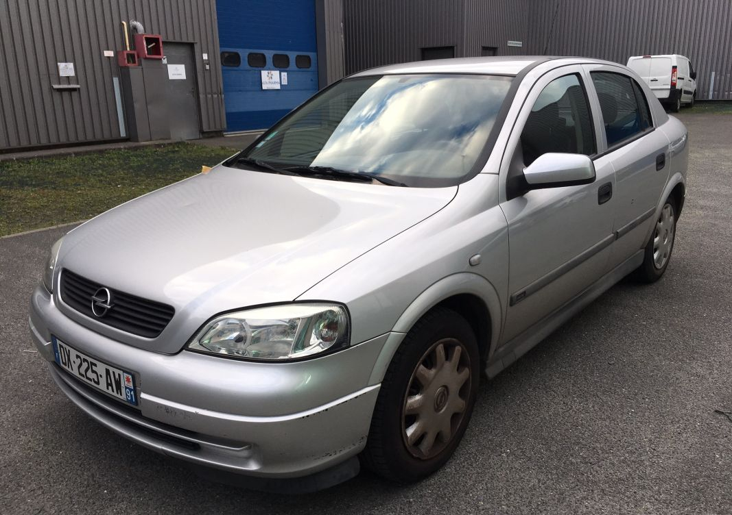 annonce Opel Astra ii 1.4 16s comfort clim occasion