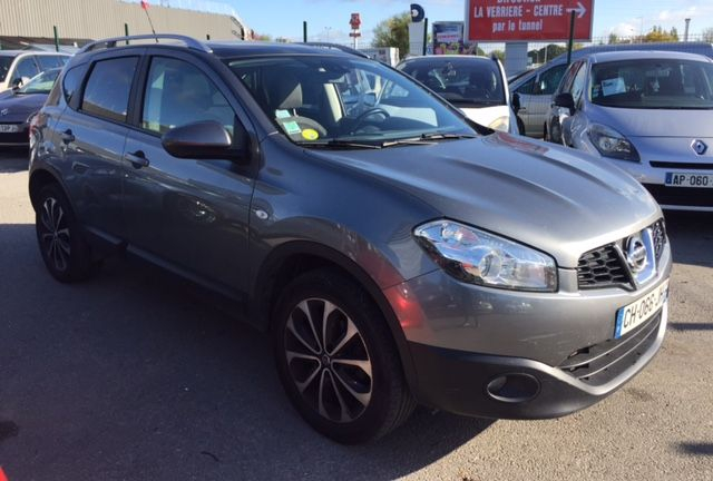 annonce Nissan Qashqai  1.6 dci 130 stop/start system connect e occasion