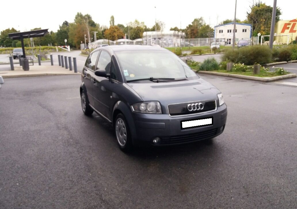 Photo Audi A2  1.4 pack occasion