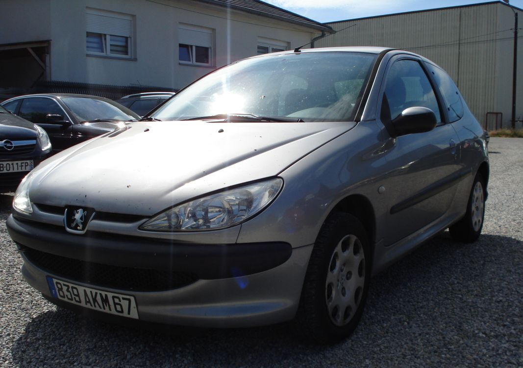 annonce Peugeot 206 1.4 hdi 68cv xt occasion