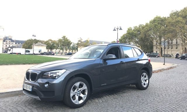 annonce BMW X1  (e84) (2) sdrive16d 116 lounge occasion