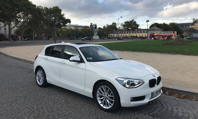 annonce BMW Serie 1  (f20) 114d lounge  occasion