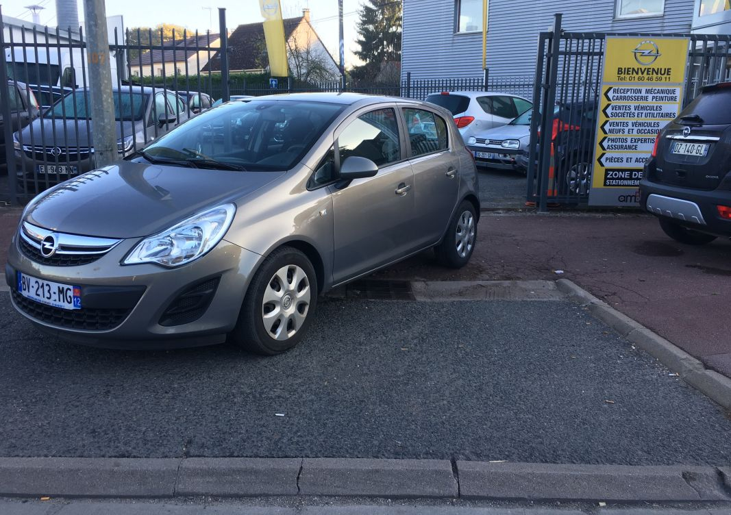 annonce Opel Corsa   iv 1.3 cdti 75 edition stop/start occasion