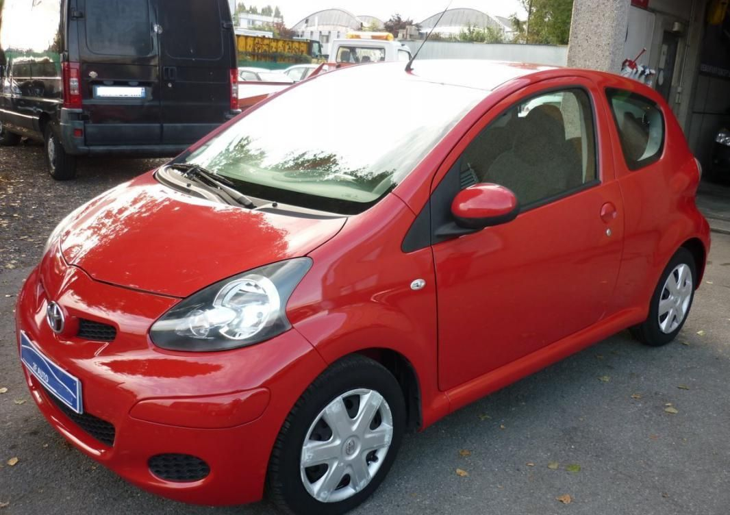 annonce Toyota Aygo  1.0 vvti confort occasion