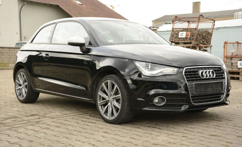 annonce Audi A1  1.2 tfsi 86ch ambition occasion