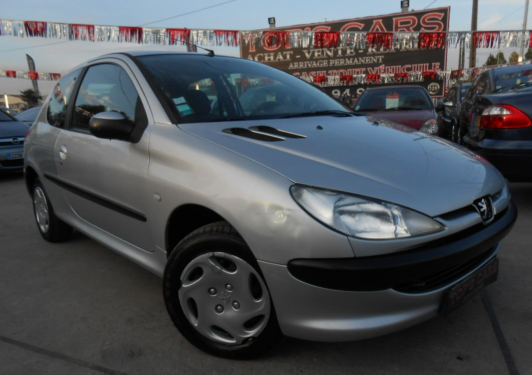 annonce Peugeot 206  1.4 hdi 70 ch x-line occasion