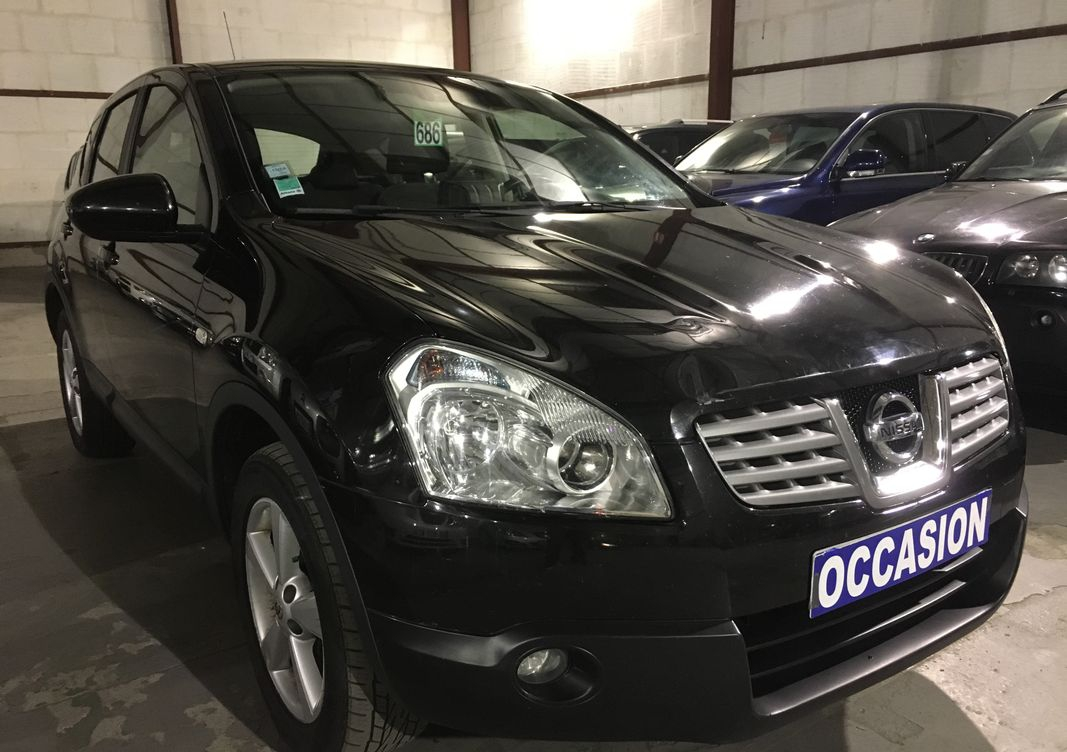 Photo Nissan Qashqai   2.0 dci 150 acenta all-mode bva6 occasion