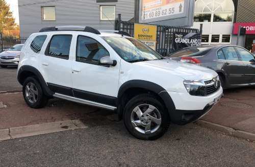 Photo Dacia Duster  1.5 dci 110 fap 4x2 ambiance occasion