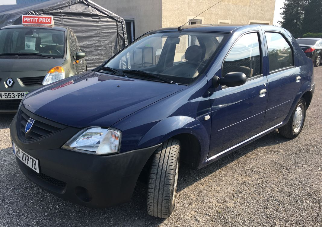 Photo Dacia Logan  1.4 occasion