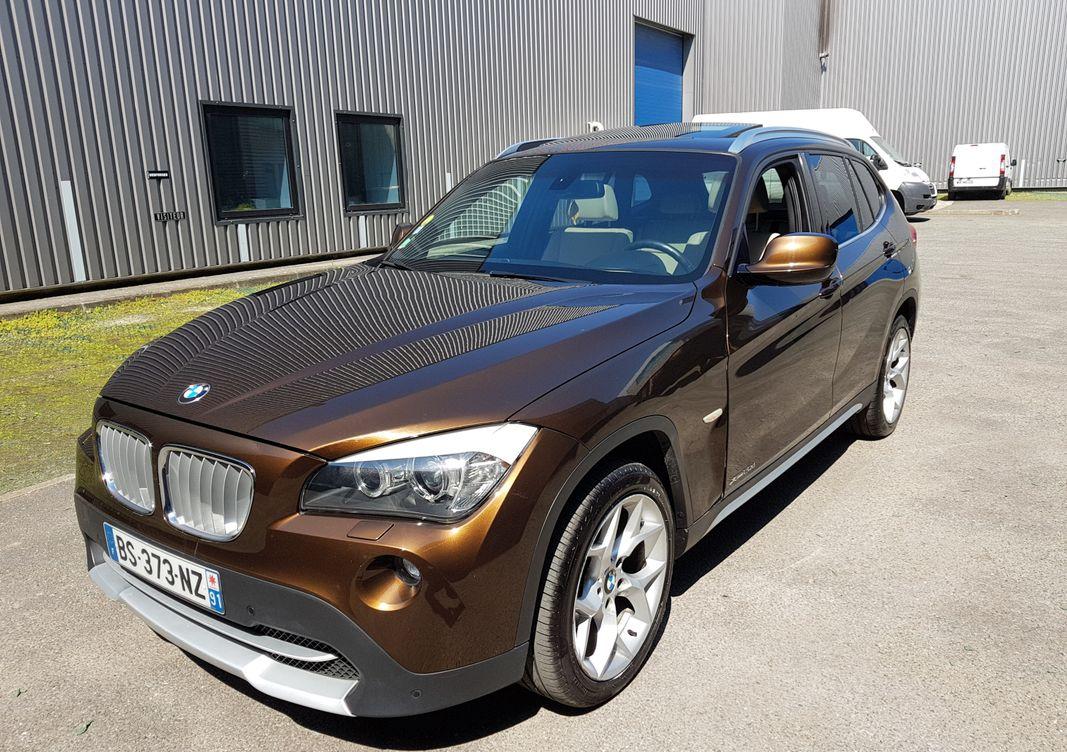 Photo BMW X1  bva  e84 xdrive2.0 177 luxe  occasion