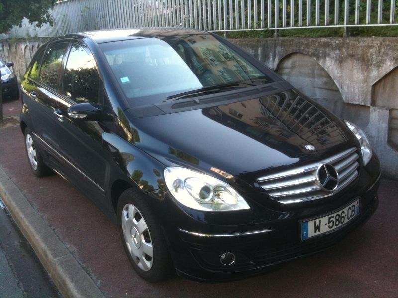 annonce Mercedes Classe B 180 cdi design occasion