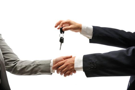 Vente de sa voiture d'occasion à un particulier